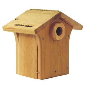 Cedar Eastern Bluebird Nesting Box